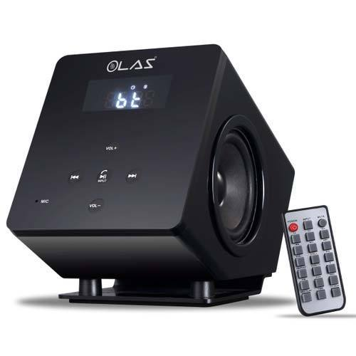 OLAS Bluetooth Speaker with Recording