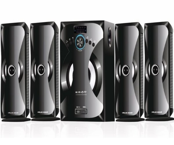 HOME THEATER 4.1 MULTIMEDIA SPEAKER WITH BLUETOOTH